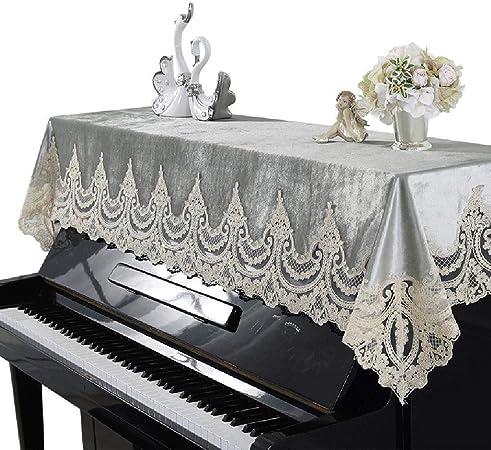 G-AO Medio cubierta de piano vertical moderno romántico del ...