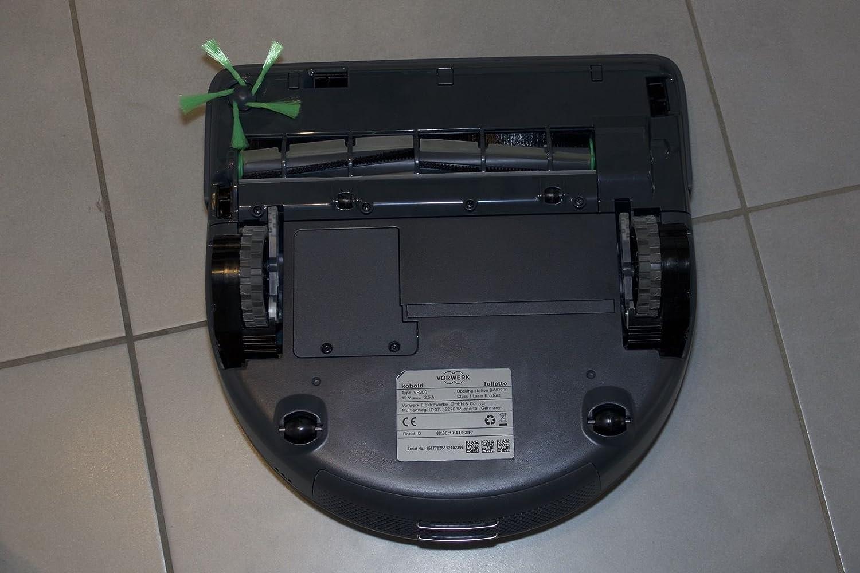 Robot aspirador Vorwerk Folletto modelo VR 200, embalado: Amazon.es: Electrónica