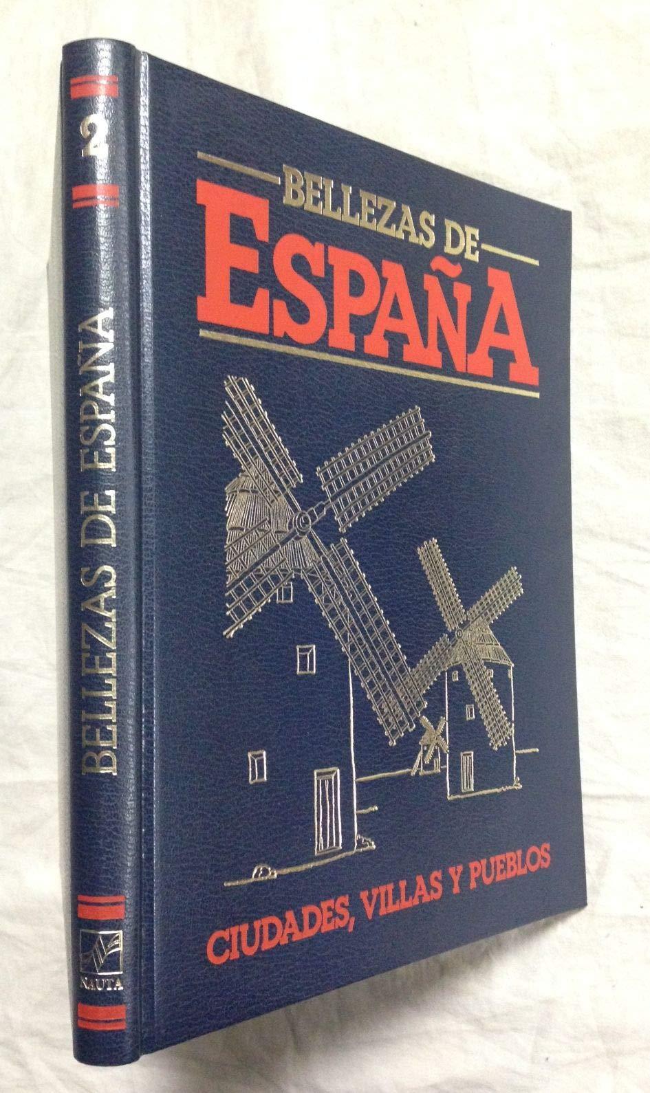 BELLEZAS DE ESPAÑA. Ciudades, villas y pueblos. Tomo 2.: Amazon.es ...