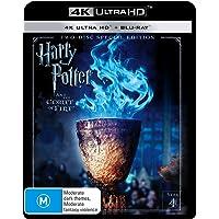 Harry Potter: Year 4 (4K Ultra HD + Blu-ray)