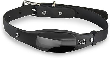 Black /& Decker Smart Dog Collar GPS Tracker Water Resistant 3 Ft 2-Way Audio