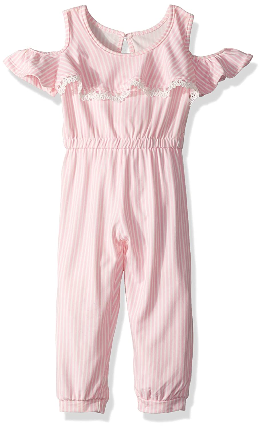 One Step Up Girls Knit Jumpsuit