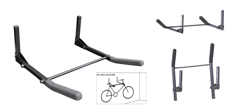 soporte de gancho para bicicleta plegable. Soporte para bicicleta soporte de almacenamiento para bicicleta soporte de pared para bicicleta capacidad de peso de 30 kg soporte de pared para bicicleta soporte de almacenamiento para bicicleta