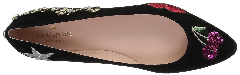 d1c607e3ff99 Amazon.com  Kate Spade New York Women s Nash Ballet Flat  Shoes
