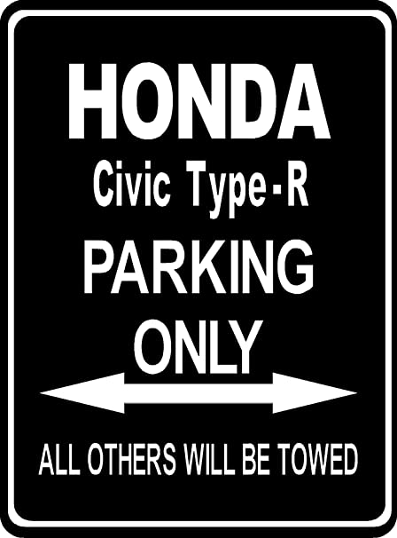Custom parksign parking lot sign. ALL FIXING INCLUDED Parking Only MERCEDES-BENZ SL Extra Large Size:32cm x 24cm