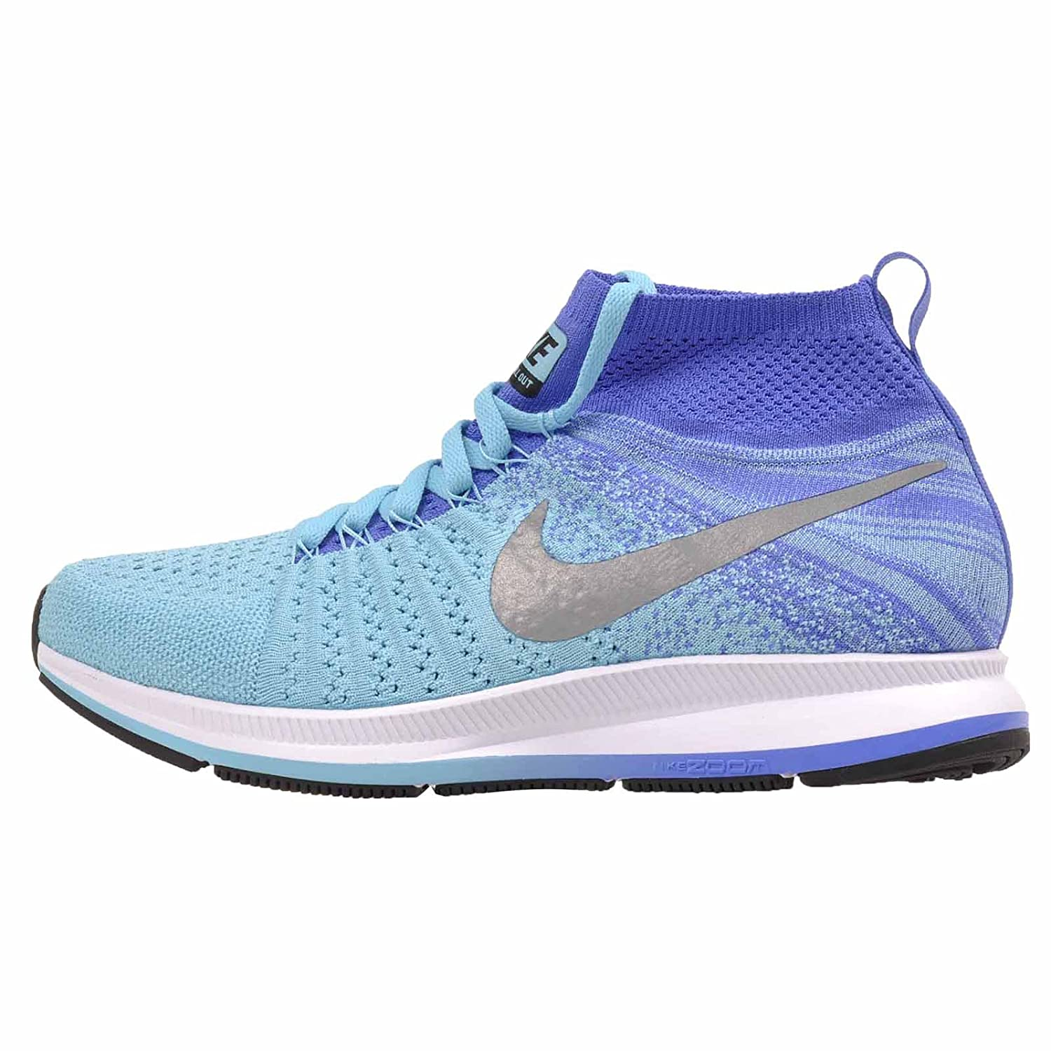 finest selection 8d14b 9c393 Nike Zoom Pegasus All Out Flyknit Big Kids Running Shoe (5Y ...