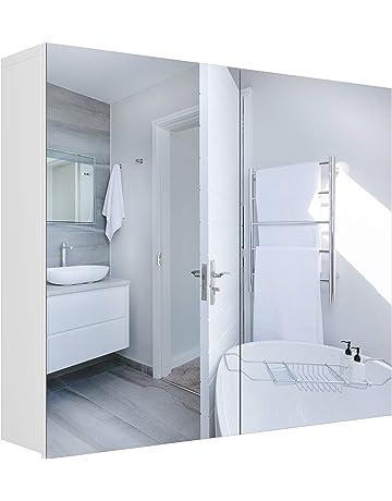 Armarios de pared para baño | Amazon.es