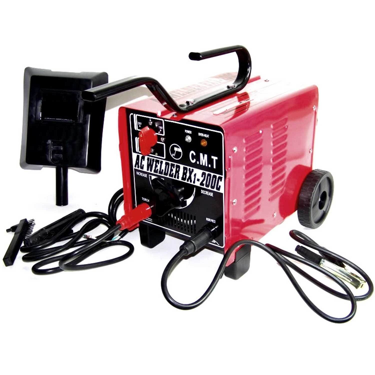 Arc Welder Machine 110 And 220v Dual Welding Tools Stick