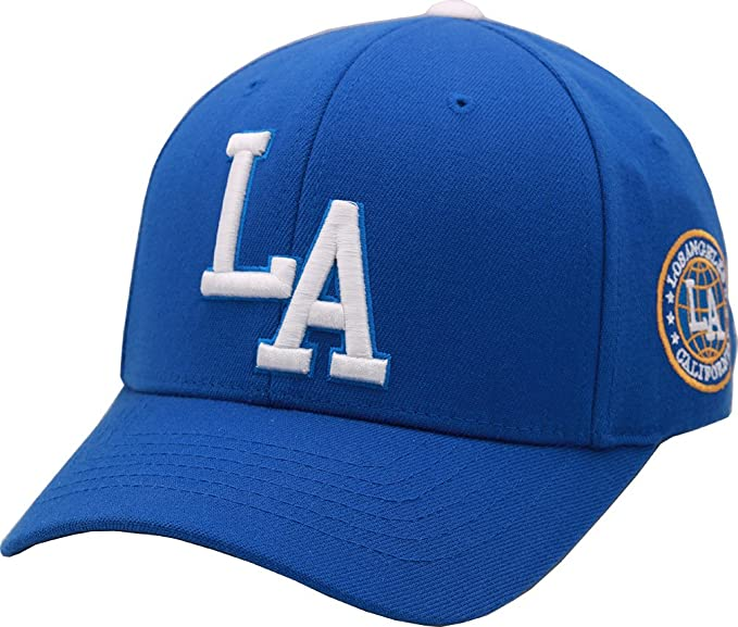 90c139b4c8f5d sujii LA Los Angeles Gorra de Beisbol Baseball Cap Sombrero de Golf gorra  de Camionero Trucker Hat