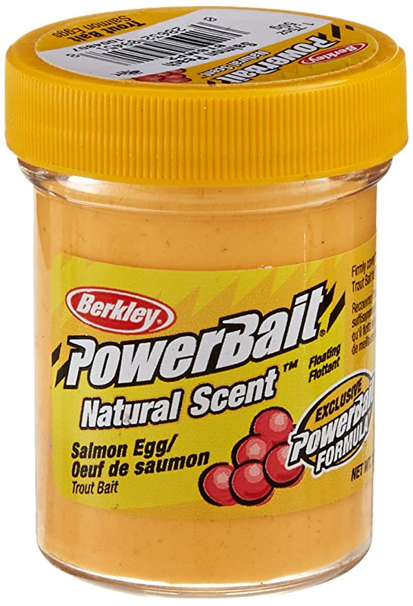 PowerBait Natural Scent Trout Bait
