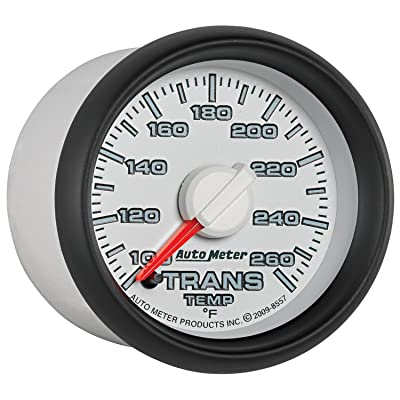 Auto Meter 8557 Factory Match Transmission Temperature Gauge: Automotive