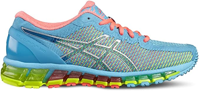 ASICS Gel-Quantum 360 Cm T6g6n-3901, Zapatillas de Running para Mujer: Amazon.es: Zapatos y complementos
