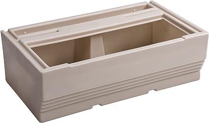 Wise 36-Inch Pontoon Bench Seat Base