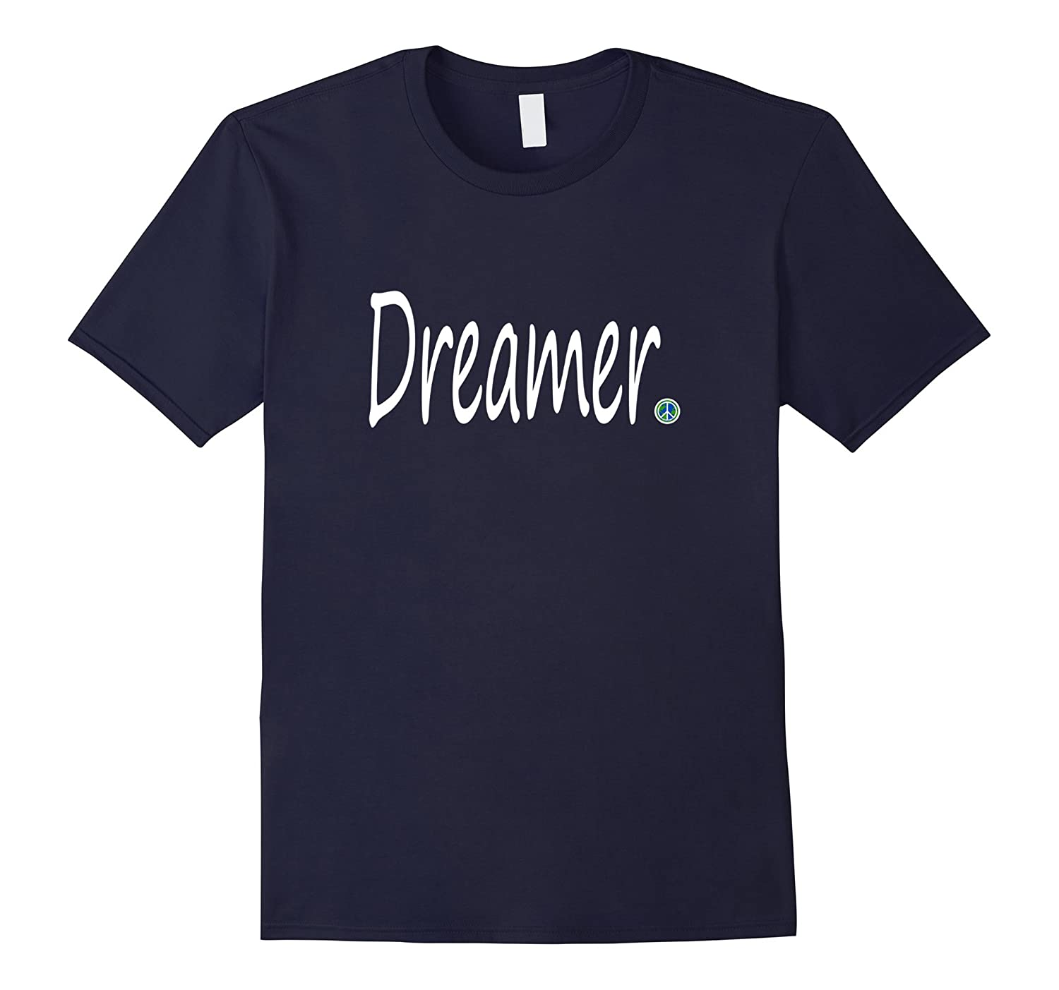 Inspirational Journey Tshirts Dreamer World Peace Point-CD