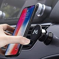 Mpow Soporte Magnético Coche, Soporte Móvil Coche para Salpicadero, Soporte Imanes para iPhone 11 Pro Max/11 Pro/11/ XS…