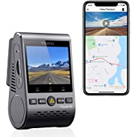 VIOFO A129 Plus Dash Cam 2K 1440P 60FPS with GPS Wi-Fi, 140° Wide Angle, HDR, Parking Mode, Emergency Recording, Super…