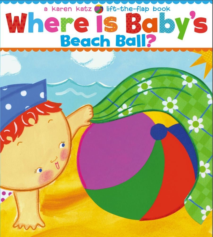 Where Babys Beach Lift Flap