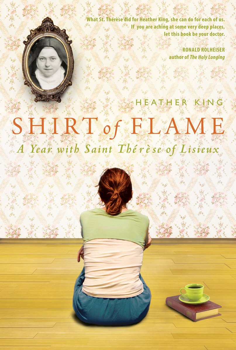 Shirt Flame Year Therese Lisieux