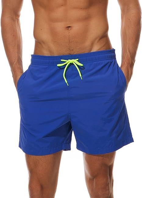 Arcweg Bañador Hombre Chico Playa Poliéster Pantalon Corto Hombre ...