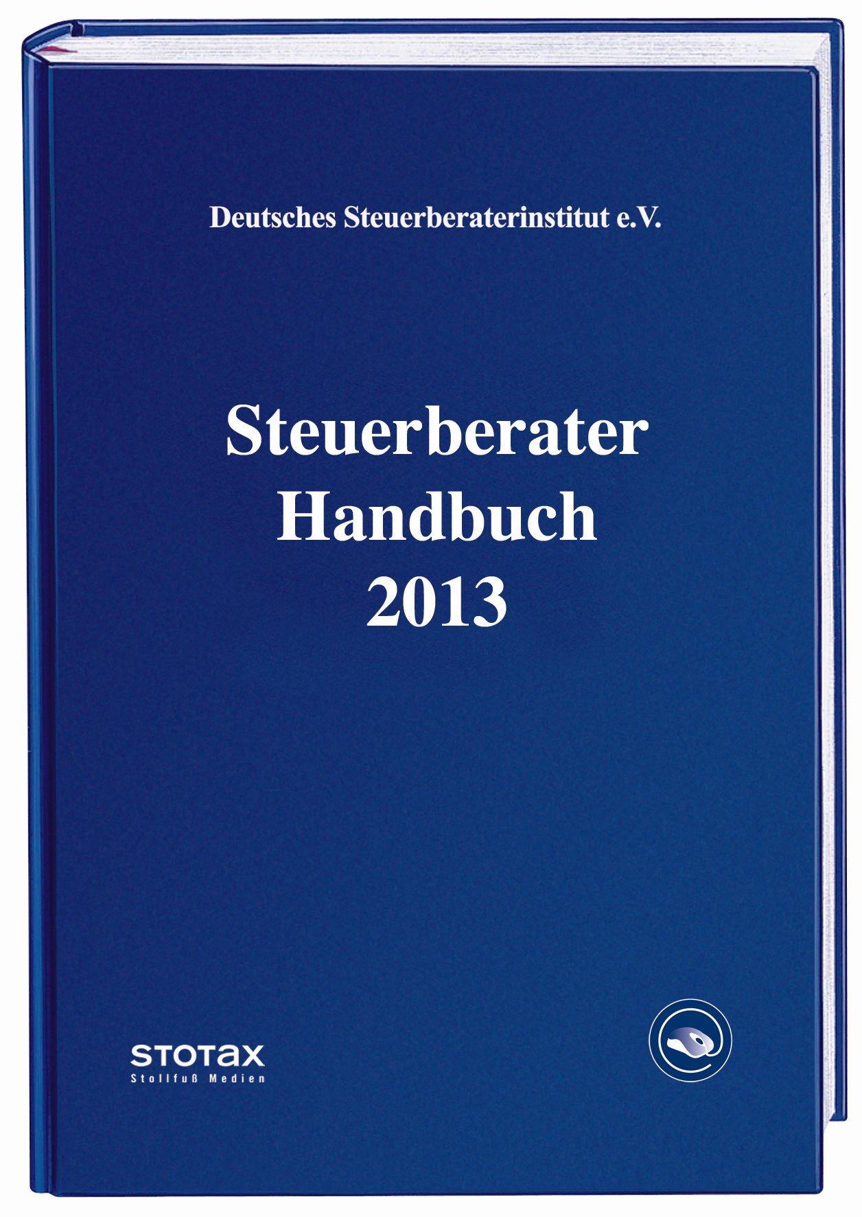 Steuerberater Handbuch 2013