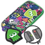 HORI Splatoon 2 Splat Pack Officially Licensed - Nintendo Switch