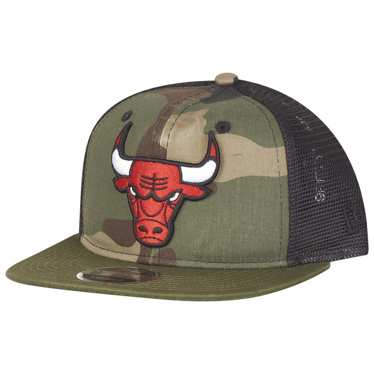 / Berretto L/ínea Chicago Bulls A NEW ERA washd Camo SNP CHIBUL/  Unisex Adulto, WDC