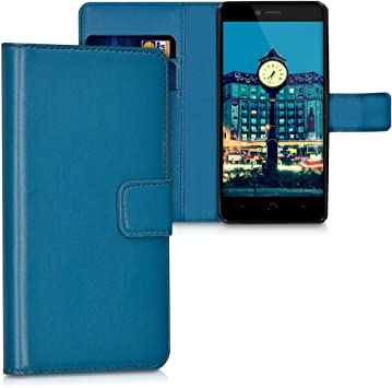 kwmobile Funda Compatible con bq Aquaris U Plus: Amazon.es ...
