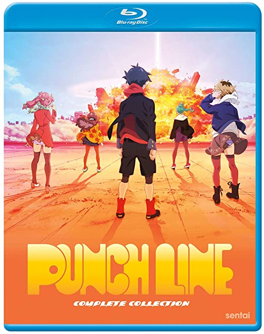 Poster. Punch Line: Complete Collection