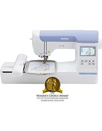 "Brother Embroidery Machine, PE800 5"" x 7"", Embroidery-Only Machine with"