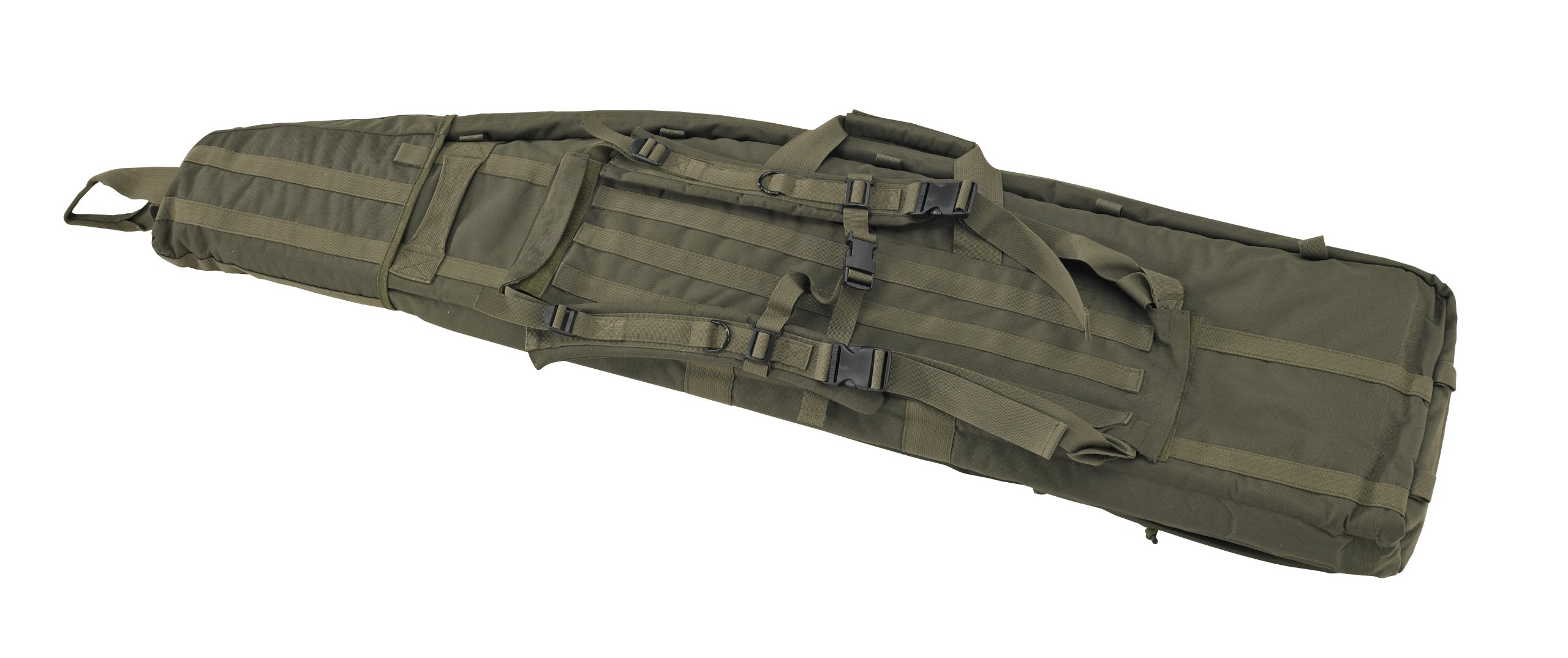 US PeaceKeeper P30052 52-Inch Drag Case (Medium, OD-Green) by US PeaceKeeper Products (Image #2)