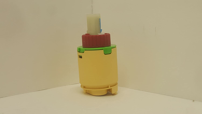 S//L Ceramic Cart 40mm Pressure Balancing Huntington Brass 19023 /& Misc Fore-Kast Sales