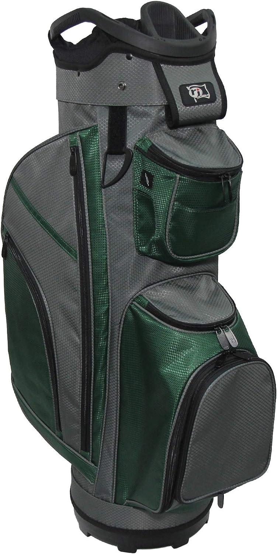 """RJ Sports RJ 19 9.5"""" Deluxe Cart Bag"""