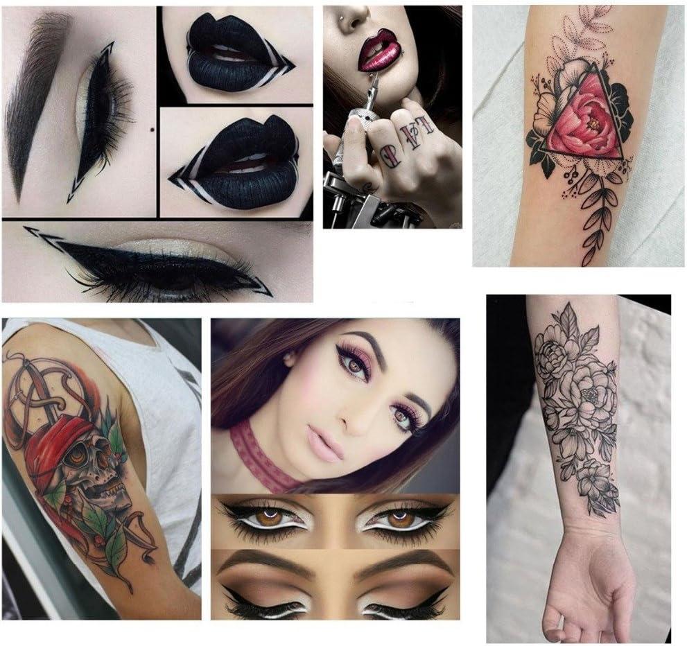 Alta calidad pigmentos tatuaje tinta fusión tinta de tatuaje 16 ...