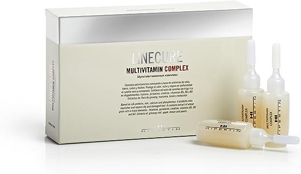 Hipertin Multivitamin Complex Complejo Vitamínico Capilar - 12 Unidades: Amazon.es: Belleza