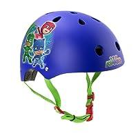 PJ Masks Children's OPJM175 Kid's Activities Small Protection Helmet, Deep Blue, S