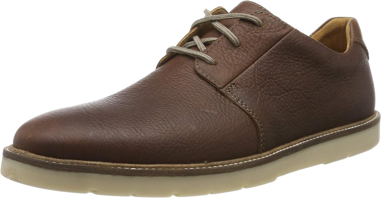 Clarks Grandin Plain, Zapatos de Cordones Derby Hombre
