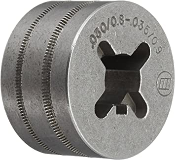 Hobart 202926 0.030-0.035 and 0.045 Drive Roll VK Groove for Select Handler...