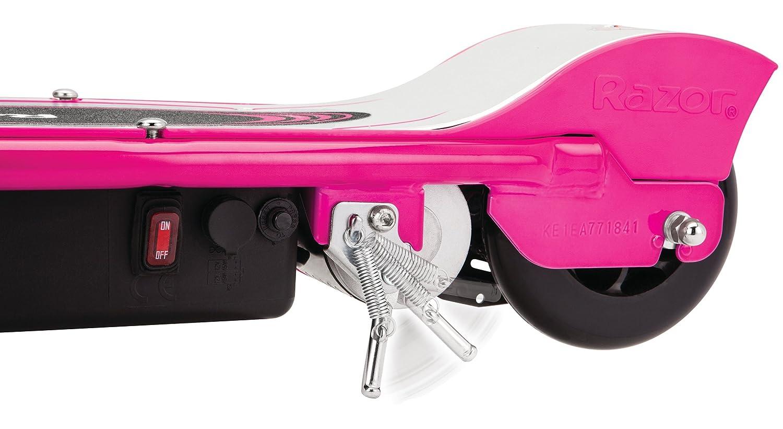 Razor E100 Scooter eléctrico, Niña, Rosa, 0: Amazon.es ...