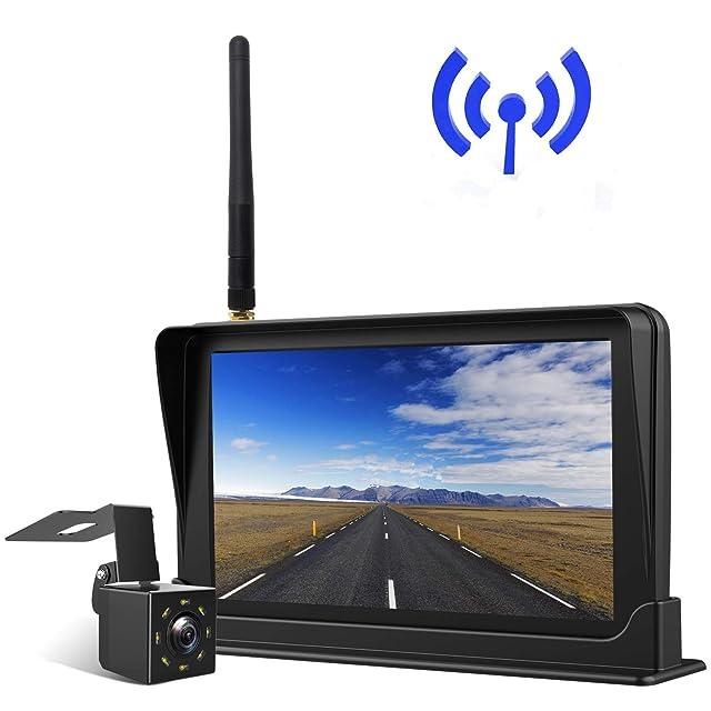 Peizeen Wireless Backup Camera (MN04)
