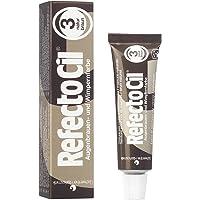 GWCosmetics RefectoCil Augenbrauen und Wimpernfarbe, naturbraun, 15 ml