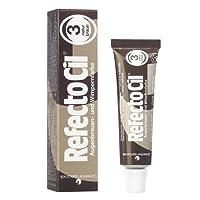 RefectoCil 3 natural brown 0.0338x15ml Eyebrow colour/Eyelash colour Refecto Cil