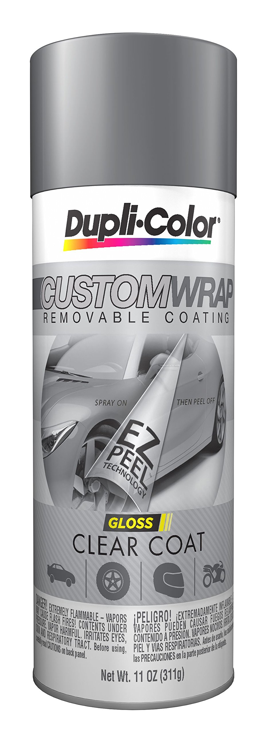 Dupli-Color ECWRC9017-6PK Custom Wrap Removable Coating - 11 fl. oz., (Pack of 6)