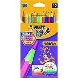 BIC Kids Evolution Colouring Pencils 12 Pack