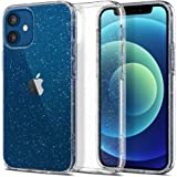 Spigen Liquid Crystal Glitter Designed for iPhone 12 Mini Case (2020) - Crystal Quartz