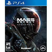 Mass Effect Andromeda Standard Edition for PlayStation 4 by Electronic Arts + Assassin's Creed Syndicate PC