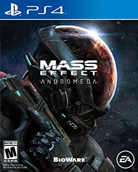Mass Effect Andromeda Standard Edition for PS4 or Xbox One