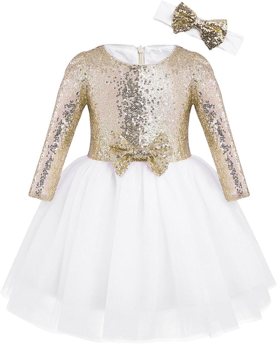 Kid Princess Dress Flower Girls Dress Wedding Briidesmaid Gowns Pageant Birthday