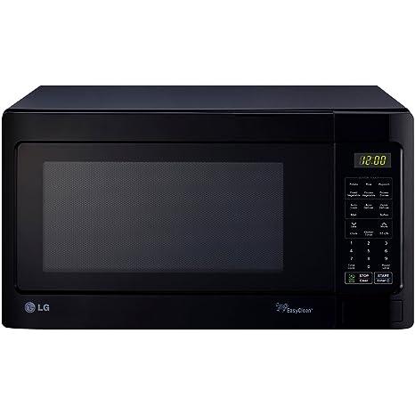 Amazon.com: LG lcrt1513sb Countertop Horno de microondas ...