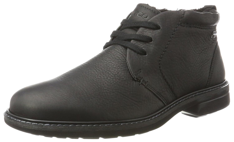 Negro (negro) ECCO Turn M, botas Chukka para Hombre