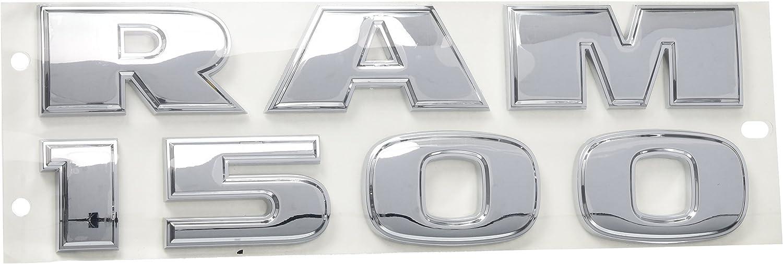 Chrysler Genuine 68110555AA Door Nameplate